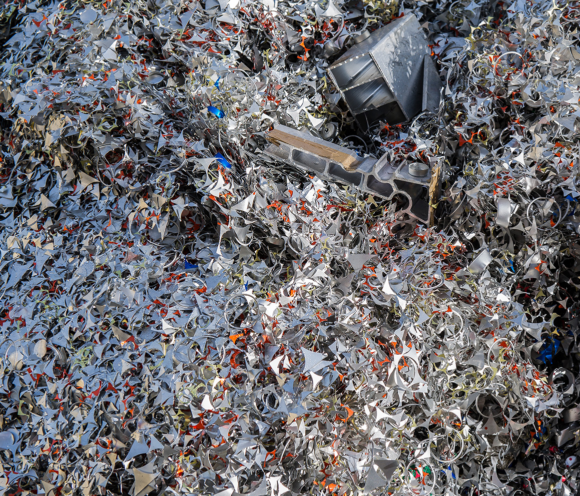 Aluminum Lombardi metal recycling