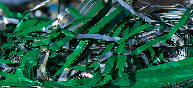 Non-ferrous metal waste Lombardi metal recycling